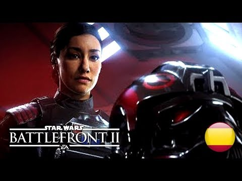 STAR WARS BATTLEFRONT 2 - TRAILER SINGLE PLAYER (Español)