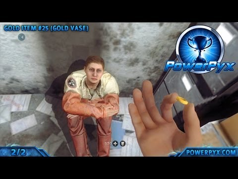 Wolfenstein: The New Order FAQ/Walkthrough for PlayStation