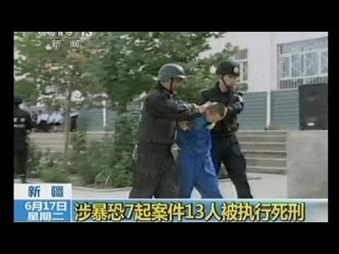 Deadly attack reported in China's Xinjiang province