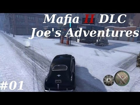 Let's Play Mafia 2 Joe's Adventures #01 [HD/DE] - Alles geklaut