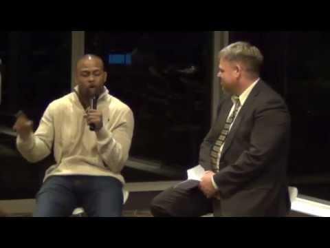 Roy Jones Jr talks Mayweather vs Pacquiao
