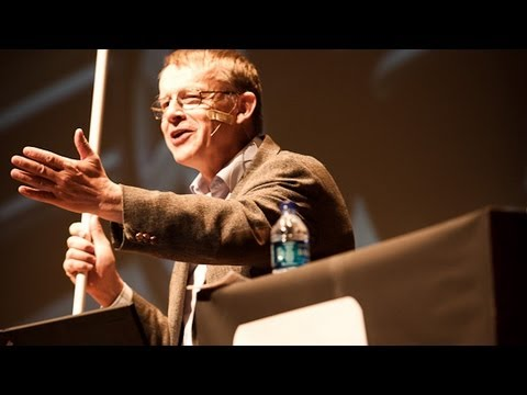 Momentum 2011: International Health Expert Hans Rosling