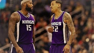 Rare NBA On-Court Teammate Fights
