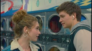 Baby Driver | Debora Laundromat Scene