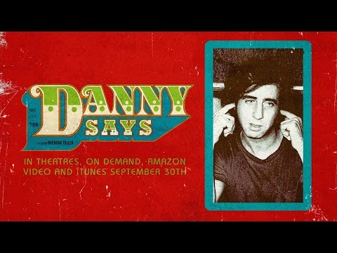 Danny Says - Official Trailer