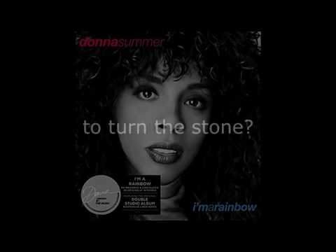 Donna Summer - To Turn The Stone