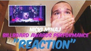 """Download Lagu Nicki Minaj Billboard Music Awards Performance """"REACTION"""" Gratis STAFABAND"""