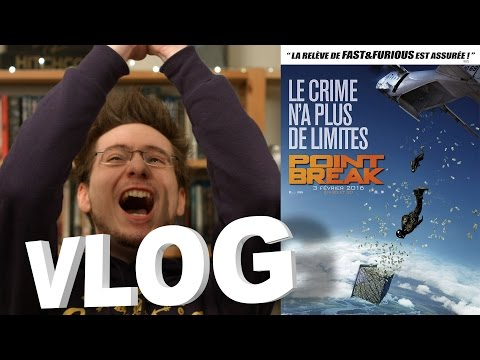 Vlog - Point Break (2016)