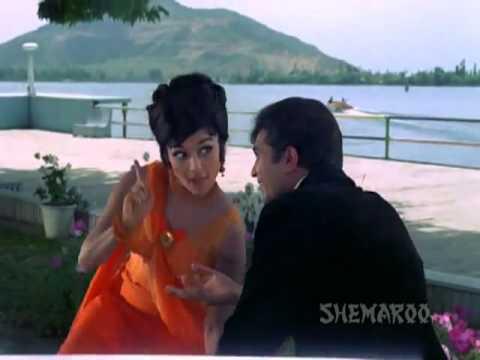 Achcha To Hum Chalte Hain   Rajesh Khanna   Asha Parekh   1970...