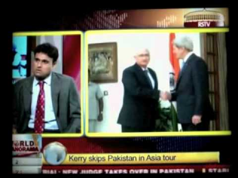 Dr. Sreeram Chaulia on US-India Strategic Dialogue