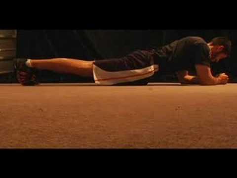 Homeworkout Plank