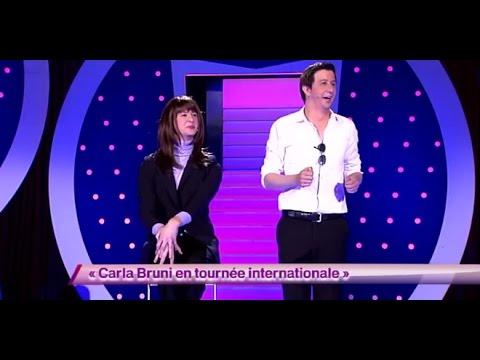 Steeven & Christopher [51] Carla Bruni en tournée internationale #ONDAR