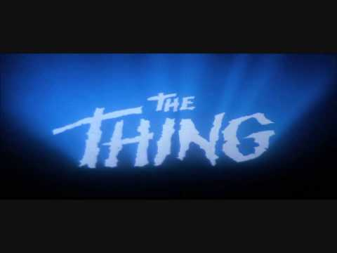 Ennio Morricone - The Thing (theme)