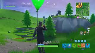ONE IN A MILLION SHOT with EXPLOSIVE BOW on Fortnite Battle Royale