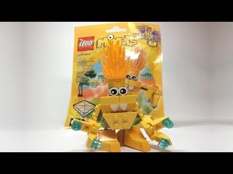 LEGO Mixels Volectro Review 41508