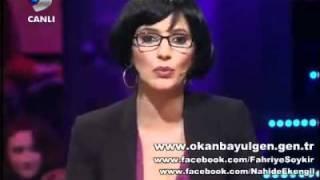 Nihal Yalçın - Fahriye Soykır Tiplemesi ( DİSKO KRALI OKAN ) 18 aralık 2010 nahide ekengil