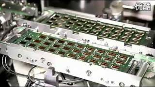 USB disk üretimi - flash bellek fabrikası