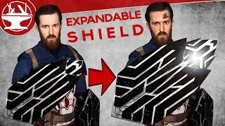 Captain America Wakandan Shield BUILD (INFINITY WAR)