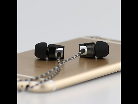 Kingyou Bass Earbuds Wired In-ear Noise Isolating Headphones