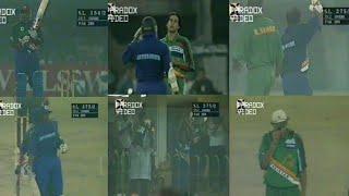 Jayasuriya (134*) & Aravinda De Silva (102*) Firing Knocks Destroyed Pakistani Bowling Line up!!1997