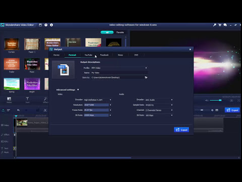 Best Video Editing Software for Windows 8