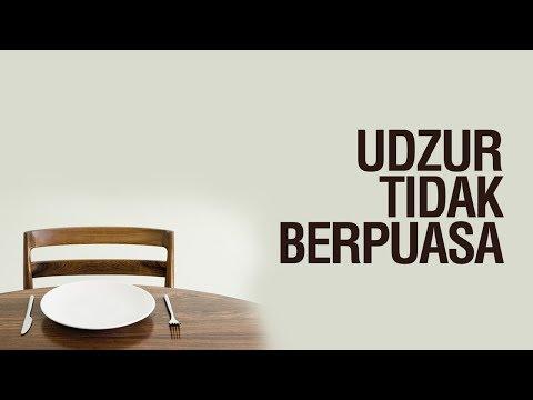 Fiqih Muyassar Bab 2  Udzur Tidak Berpuasa - Ustadz Khairullah Anwar Luthfi, Lc