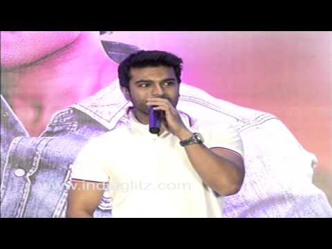Ram Charan Speech at Gouravam Trailer Launch l Telugu Cinema | Tollywood Films