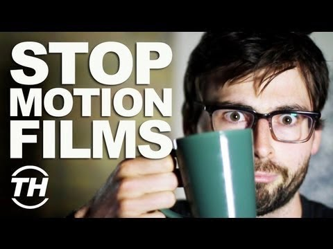 Stop Motion Films - Trend Hunter Andrew Robertson Discusses Animated Facial Hair Shorts
