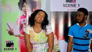 Behind the scene of Jenifa's Diary Season 3 Audition