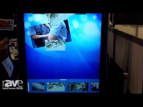 InfoComm 2015: SmartMedia Looks at 55 Inch Digital Signage Kiosk