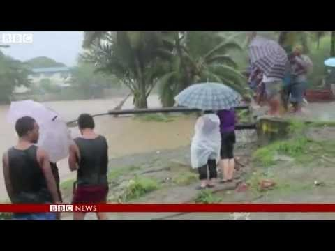 Deadly flash floods hit Solomon Islands' capital Honiara