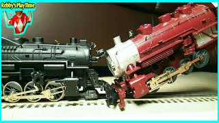 Toy Trains For Kids The Great Race Rebby's PlayTime