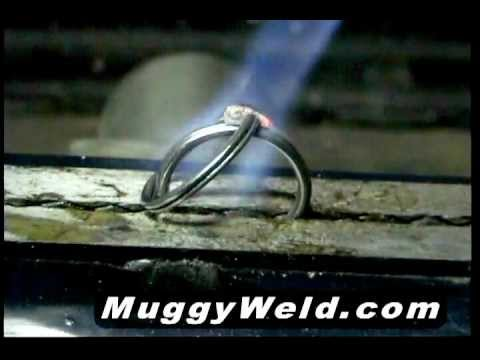 Precision Steel Soldering with Silver Solder Paste