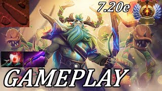 Dota 2 STILL MY MOST PLAYED HERO! Nature's Prophet Gameplay Commentary