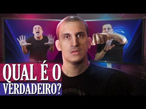 O apresentador MUDOU e ninguém reparou!   Gaveta Show thumbnail