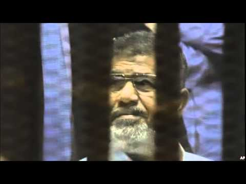 UN Chief Concerned by Death Sentence for Egypt's Morsi