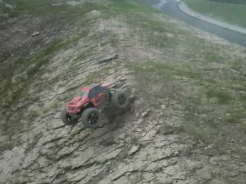 HPI Bullet MT Flux Brushless  (Off-Raod-Monster)