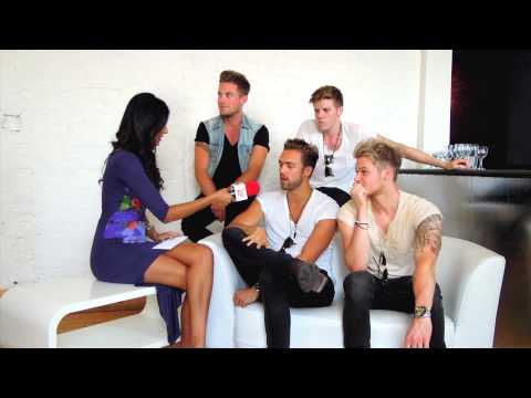 Interview with Lawson