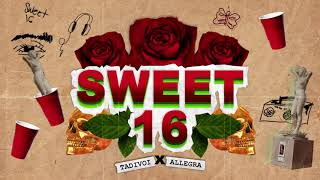 Tadivoi - Sweet 16 Remix (feat. Allegra) (Offical Audio)