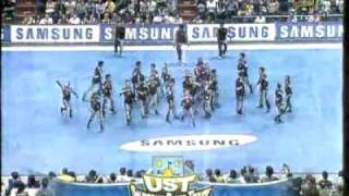 [HQ] UAAP Cheerdance 2010 : UST Salinggawi Dance Troupe