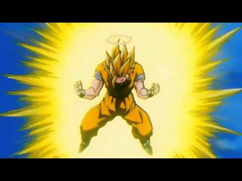 Goku's Super Saiyan 3 Transformation In Real Life video