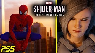 """Spiderman PS4 DLC 3 """"Silver Lining"""" New Trailer! - New Missions, New Bases, and Spider-verse Suit!"""