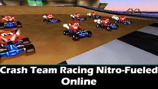 Crash Team Racing - 8 Equal characters | Road to Crash Team Racing Nitro-Fueled