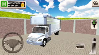 Crash City Heavy Traffic Drive New Car (Delivery Van) - Android Gameplay FHD