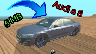 Gta san andreas Audi a8 New latest mod 2019 Android