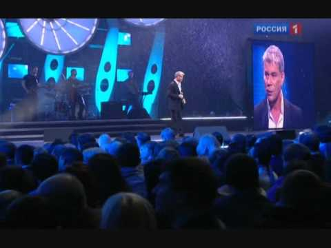 Газманов Олег - Измерение жизни (Я измеряю жизнь количеством друзей)