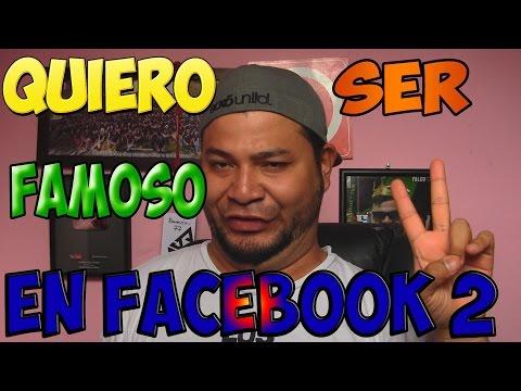 QUIERO SER FAMOSO EN FACEBOOK 2 | LA FLACA Y SU NOVIA PALO