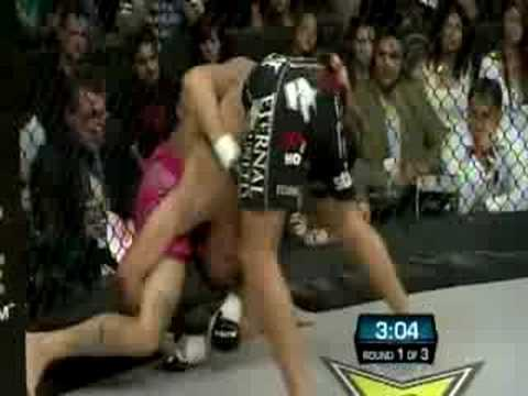 Nick Diaz vs Thomas Denny - EliteXC Video