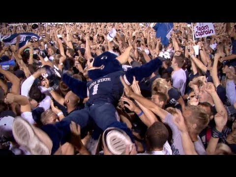 USU vs Utes Football Highlights 2012