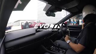 2019 Mazda 3 SkyActiv-G 1.5 Driving Review at Sepang | Evomalaysia com